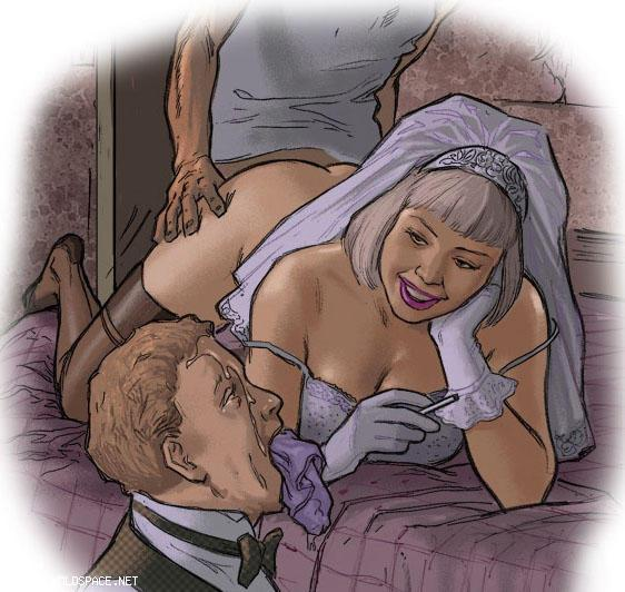 wedding cuckold