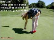 mmm Golf